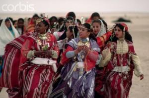 2.. Berber women